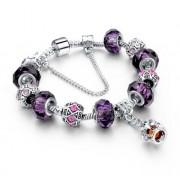 Náramek - Charm Bracelets Crown