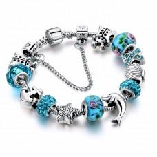 Náramek - Charm Bracelets Ocean