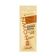 Brown Beyouty Tan Extender Paket