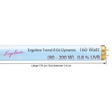 UV trubice - Ergoline Dynamic Trend  E6 80-200W